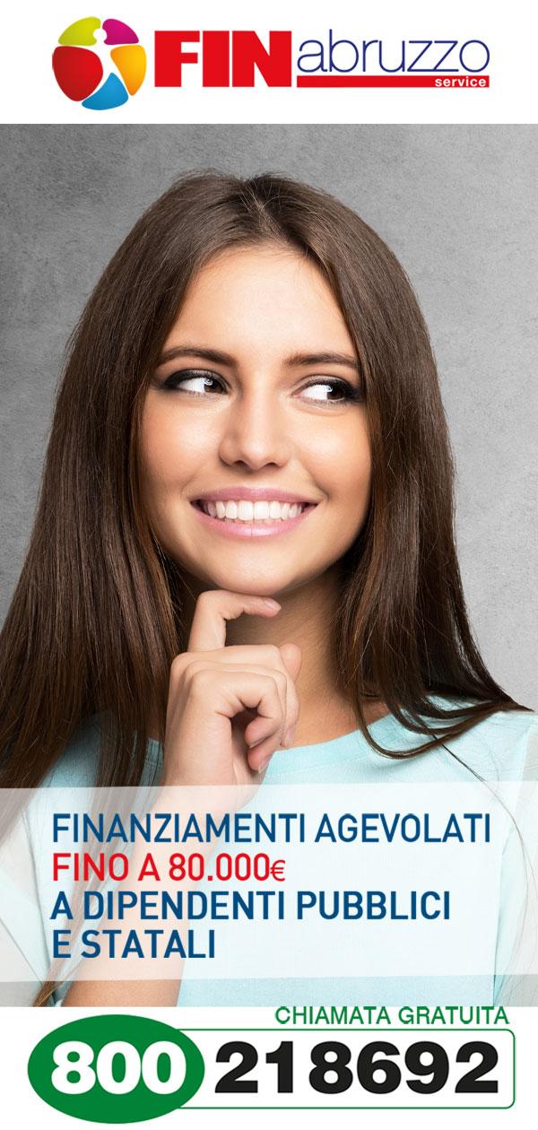 Volantino FINA Abruzzo Service 2019